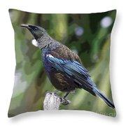 Bird 1 Throw Pillow