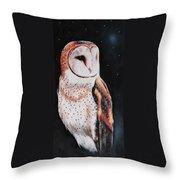 Bird N.7 Throw Pillow