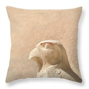 Bird Of Prey.. Throw Pillow