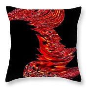 Birds Of A Feather 2 Throw Pillow