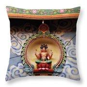 Birman Throw Pillow
