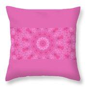 Birthing Mandala 20 Throw Pillow