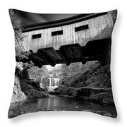 Bissell Bridge Throw Pillow