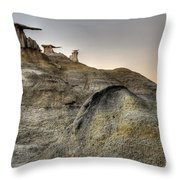 Bisti De-na-zin Wings Throw Pillow