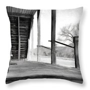 Black And White Or Shades Of Gray? Throw Pillow