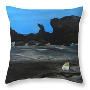 Beautiful El Salvador - Stav Stavit Zagron  Throw Pillow