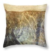 Black Canyon Throw Pillow