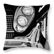 Quite Continental Palm Springs Throw Pillow