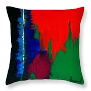 Black Forest #4 Throw Pillow
