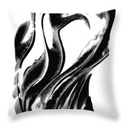 Black Magic 306 By Sharon Cummings Throw Pillow