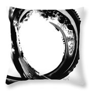 Black Magic 309 By Sharon Cummings Throw Pillow
