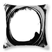 Black Magic 310 By Sharon Cummings Throw Pillow by Sharon Cummings