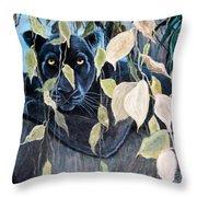 Black Panther 2 Throw Pillow