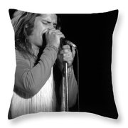 Black Sabbath #44 Throw Pillow