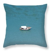 Black Sea Throw Pillow