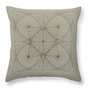 Blackhole Throw Pillow