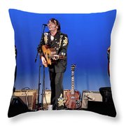 Blackie And The Rodeo Kings Throw Pillow