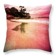 Blackman's Bay Throw Pillow