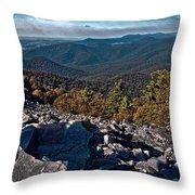 Blackrock Summit Toned Throw Pillow