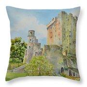 Blarney_castle_1 Throw Pillow