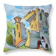 Blarney_castle_ii Throw Pillow