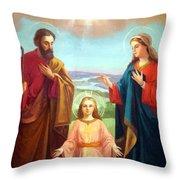 Blessing Throw Pillow
