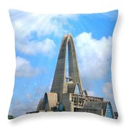Blessings Throw Pillow
