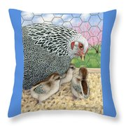 Blessings Of Spring Throw Pillow