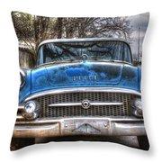 Blinker-less Throw Pillow