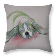 Blissful Dreams IIi Throw Pillow