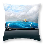 Blondes Have More Fun Throw Pillow