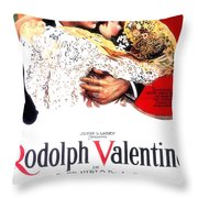 Blood And Sand 1922 Throw Pillow