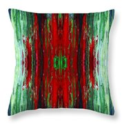 Blood Within Throw Pillow