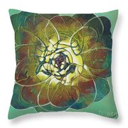 Bloom IIi Throw Pillow