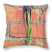 Blooms For Tomorrow  Throw Pillow