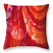 Blossom 3 Of 3 Throw Pillow