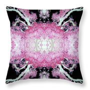 Blossom And Bloom 1 Throw Pillow