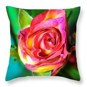 Blossoming Life....2 Throw Pillow