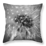 Blowball   Throw Pillow