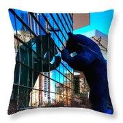 Blue Bear 5214 Throw Pillow