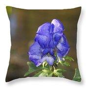 Blue Bliss   # Throw Pillow