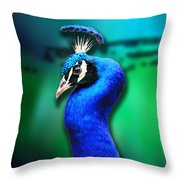 Blue Boy 2 Throw Pillow