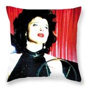 Blue Velvet 2013 Throw Pillow by Twin Peaks