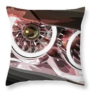 Bmw 19 Throw Pillow