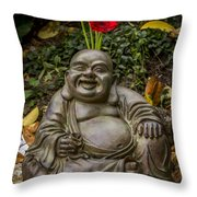 Bo Dai 2 Throw Pillow