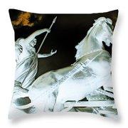 Boadicea Throw Pillow