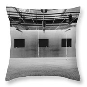 Board Room Throw Pillow
