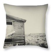 Boarded Throw Pillow