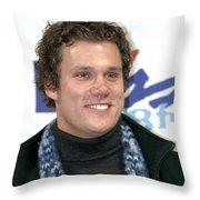 Bob Guiney Throw Pillow