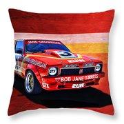 Bob Jane Torana A9x Throw Pillow